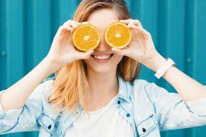 Vitamin C for Great Skin